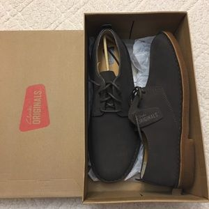 NWT/NIB Clark's Original Men's Shoes